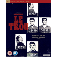 Le Trou (UK-import) (BLU-RAY)