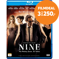 Produktbilde for Nine (BLU-RAY)