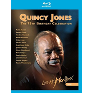Quincy Jones - The 75th Birthday Celebration Live At Montreux (UK-import) (BLU-RAY)