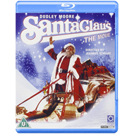 Santa Claus - The Movie (UK-import) (BLU-RAY)