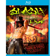 Produktbilde for Slash - Made In Stoke 24/7/11 (UK-import) (BLU-RAY)