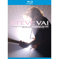 Steve Vai - Where The Wild Things Are (BLU-RAY)