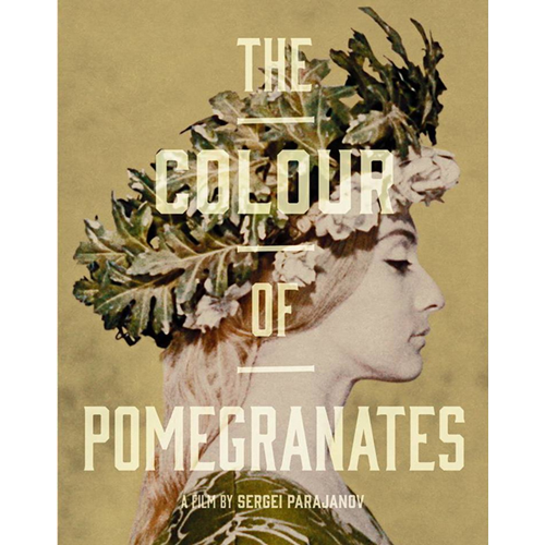 The Colour Of Pomegranates (UK-import) (BLU-RAY)