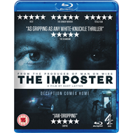 The Imposter (UK-import) (BLU-RAY)