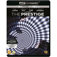 The Prestige (4K Ultra HD + Blu-ray)