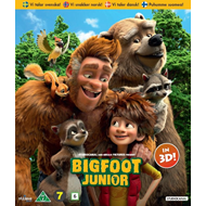 Bigfoot Junior (Blu-ray 3D + Blu-ray)