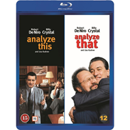 Analyze This & That (BLU-RAY)