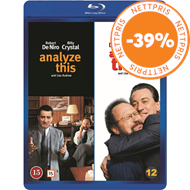 Produktbilde for Analyze This & That (BLU-RAY)