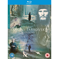 The Andrei Tarkovsky Collection (UK-import) (BLU-RAY)