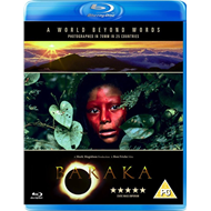 Baraka (UK-import) (BLU-RAY)