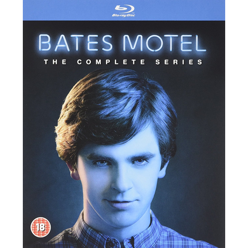 Bates Motel - Sesong 1-5 (UK-import) (BLU-RAY)