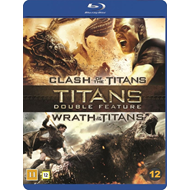 Clash Of The Titans / Wrath Of The Titans (BLU-RAY)