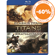 Produktbilde for Clash Of The Titans / Wrath Of The Titans (BLU-RAY)