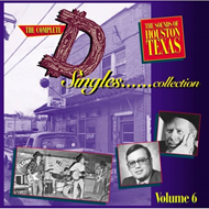 The Complete D Singles Collection Volume 6 (4CD)