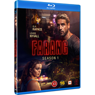Produktbilde for Farang - Sesong 1 (BLU-RAY)
