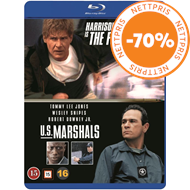 Produktbilde for The Fugitive / U.S. Marshals (BLU-RAY)
