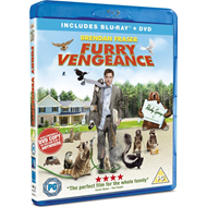 Furry Vengeance (UK-import) (BLU-RAY)