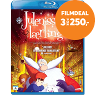 Produktbilde for Julenissens Lærling (BLU-RAY)