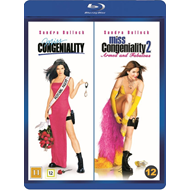Produktbilde for Miss Congeniality 1 & 2 (BLU-RAY)