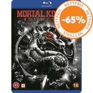 Produktbilde for Mortal Kombat 1 & 2 (BLU-RAY)