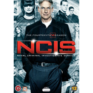 NCIS - Naval Criminal Investigative Service - Sesong 14 (DVD)