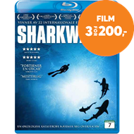 Produktbilde for Sharkwater (DK-import) (BLU-RAY)
