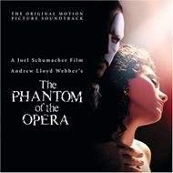 The Phantom Of The Opera (CD)