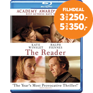 Produktbilde for The Reader (BLU-RAY)