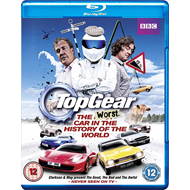 Top Gear - The Worst Car In The History Of The World (UK-import) (BLU-RAY)