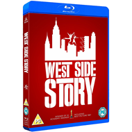 West Side Story - 50th Anniversary Edition (UK-import) (BLU-RAY)