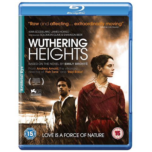 Wuthering Heights / Stormfulle Høyder (2011) (UK-import) (BLU-RAY)
