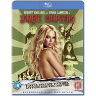 Zombie Strippers - Unrated (UK-import) (BLU-RAY)