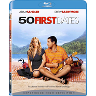 50 First Dates (DK-import) (BLU-RAY)