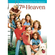 7th Heaven - Sesong 1 (DVD)