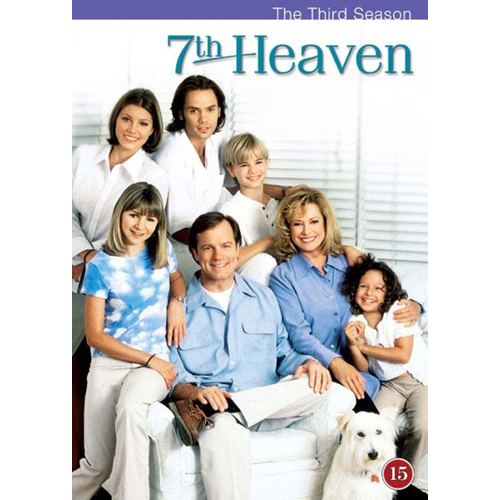 7th Heaven - Sesong 3 (DVD)