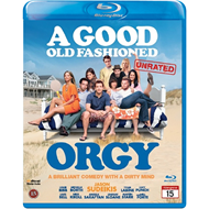 A Good Old Fashioned Orgy (BLU-RAY)