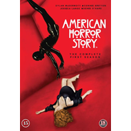 American Horror Story - Sesong 1 (DVD)