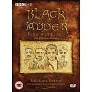 Blackadder / Den Sorte Orm - The Ultimate Edition (UK-import) (DVD)