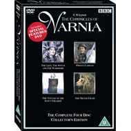 The Chronicles Of Narnia - Collector's Box Set (UK-import) (DVD)