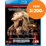 Produktbilde for Drag Me To Hell - Director's Cut (BLU-RAY)