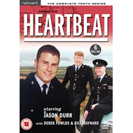 Heartbeat - Sesong 10 (UK-import) (DVD)