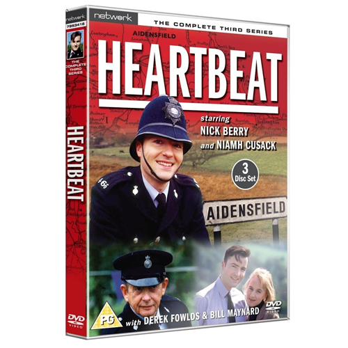 Heartbeat - Sesong 3 (UK-import) (DVD)