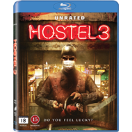 Hostel - Part III - Unrated (BLU-RAY)
