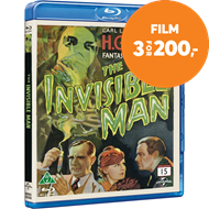Produktbilde for The Invisible Man (BLU-RAY)
