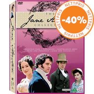 Produktbilde for The Jane Austen Collection (DVD)