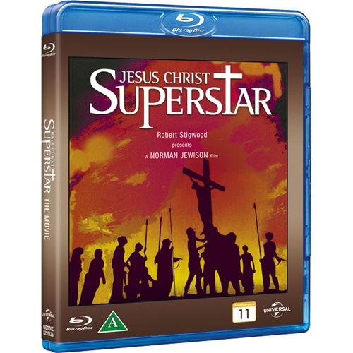 Jesus Christ Superstar (1973) (BLU-RAY)