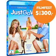 Produktbilde for Just Go With It (BLU-RAY)