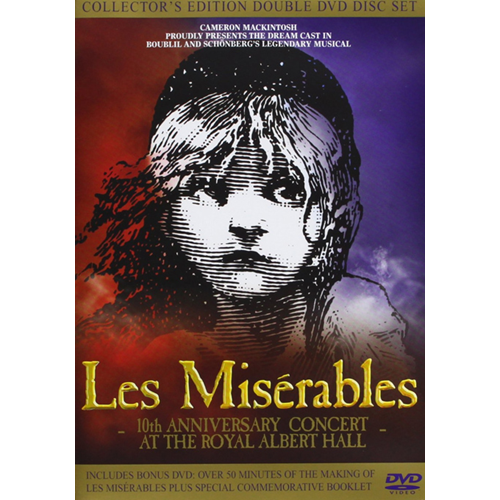 Les Miserables In Concert - Collector's Edition (UK-import) (DVD)