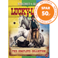 Produktbilde for Lucky Luke - The Complete Collection (DVD)