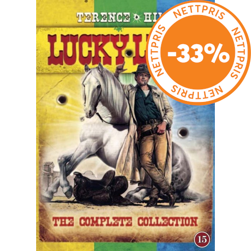 Lucky Luke - The Complete Collection (DVD)